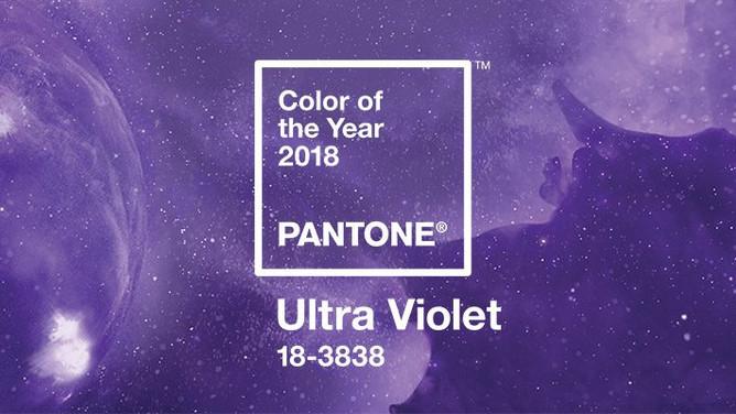¿Sabes cuál es el color de 2018?