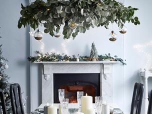 Aprende cómo servir la mesa en Navidad y Fin de Año