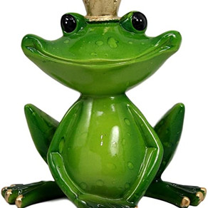 This Frog Ain't No Prince