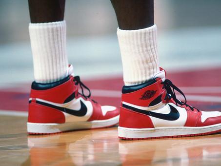 Me and My Air Jordans