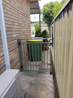 Compliant Pool Gate