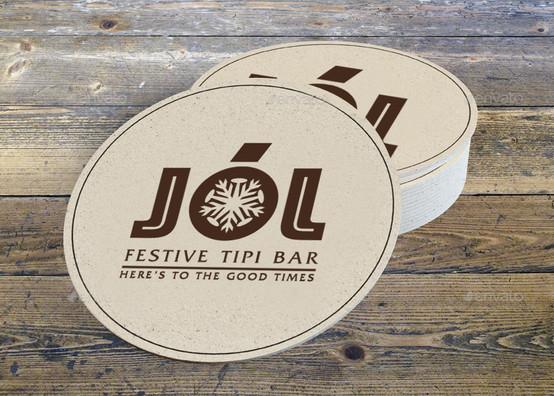 JOL Tipi Bar Branding