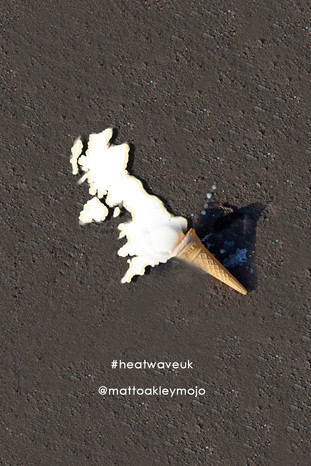 Ad for 2018 UK Heatwave