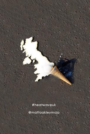 Ad for 2018 UK Heatwave