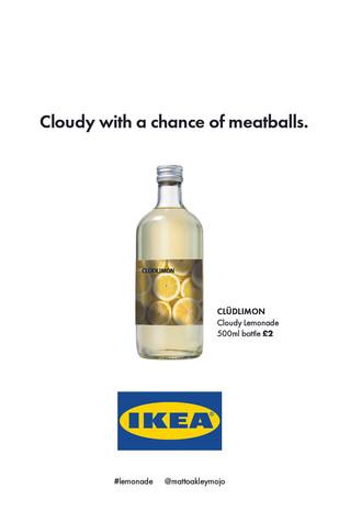 Advertise Lemonade