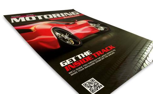 Magazine Cover Sample Design