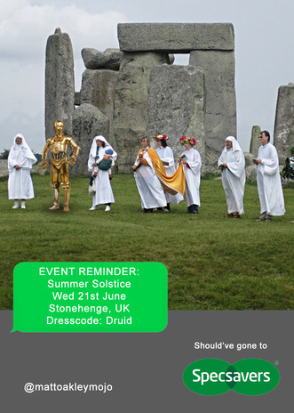 Summer Soltice Ad