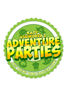 Branding for Katy's Adventure Parties