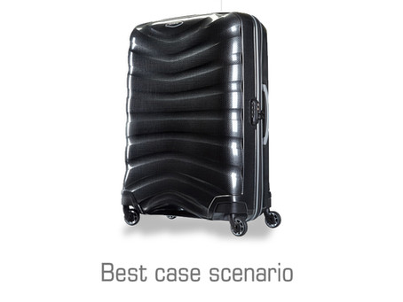 ONE MINUTE BRIEFS - SUITCASES