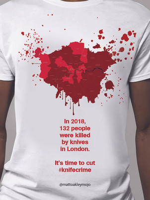 Campaign to Stop Knife Crime in London