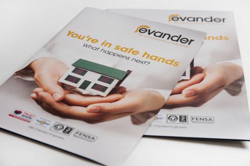 Evander Brochure