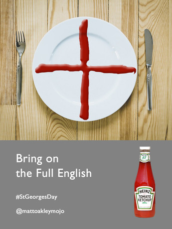 St. Georges Day Campaign