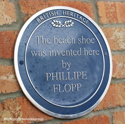 Advertise Flip Flops