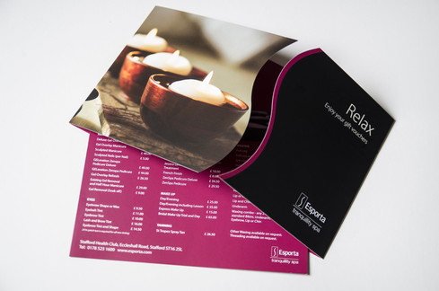 Esporta Leaflet