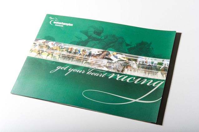 Racecourse Brochure