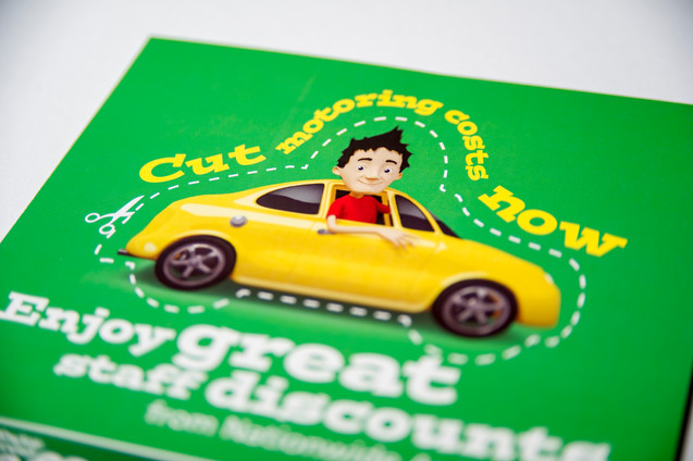 Character Design for Nationwide Autocentres