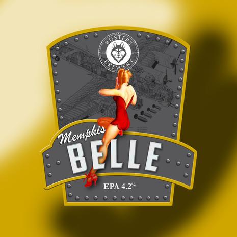 Memphis Belle Branding