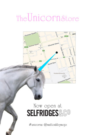 Advertise The Unicorn Store