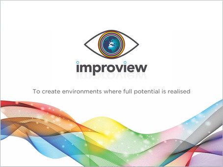 Eye-catching rebrand for Improview