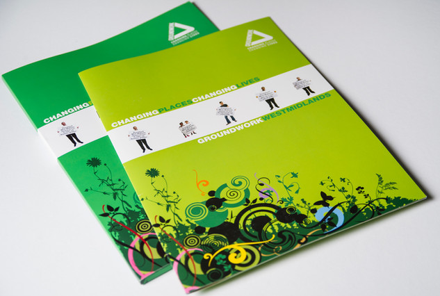 Groundwork Brochure Design