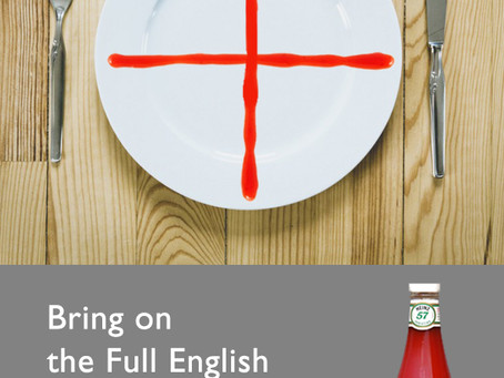 ONE MINUTE BRIEFS - ST GEORGE'S DAY