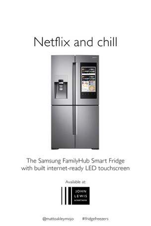 Advertise Fridge Freezers