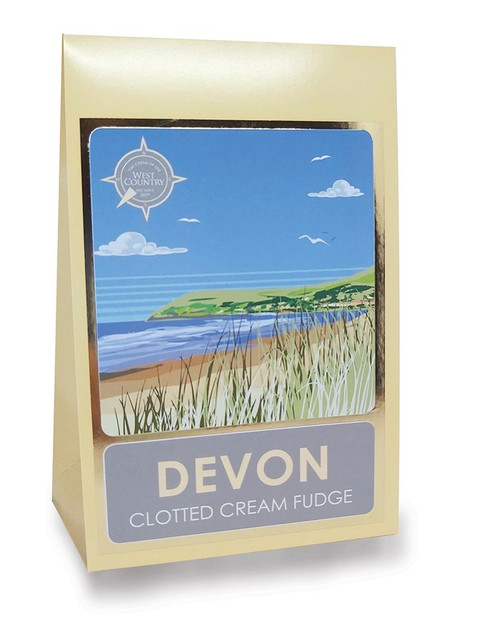 New The Cream of the West Country packaging