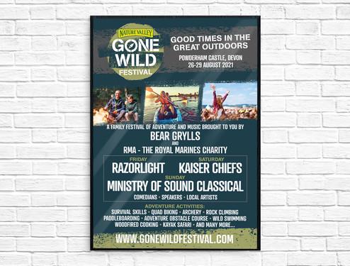 Gone Wild Poster