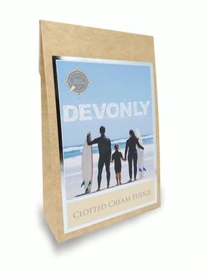 DEVONLY Range Packaging Design
