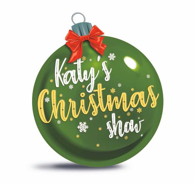 Branding for Katy's Christmas Show Touring Production