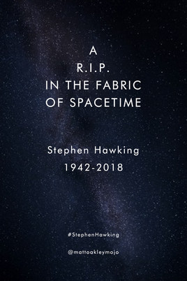 Tribute to Stephen Hawking