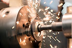 metalworking industry: finishing metal w