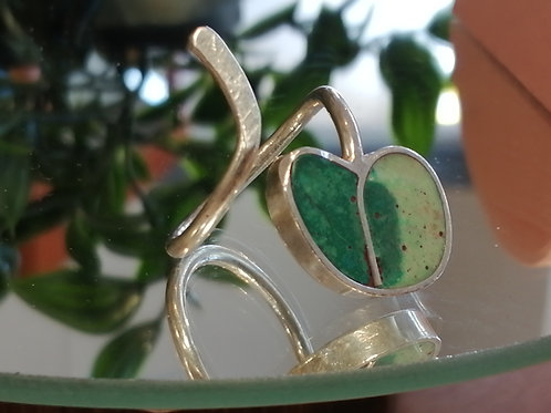Jesmonite Wrap Ring