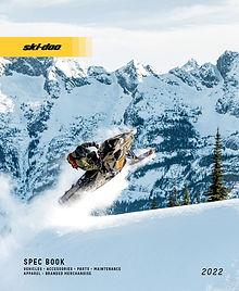 SKI-DOO 2022 Lineup Snowmobile Spec Book