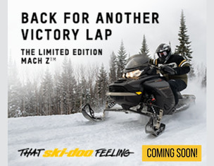 2022 Ski-Doo Mach Z - BACK FOR ANOTHER VICTORY LAP