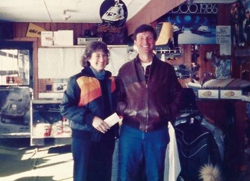 Gary & Collette-1986