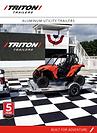 2019 triton utility trailers brochure
