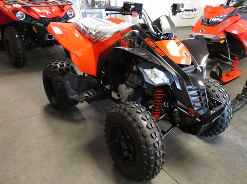 2021 Can-Am DS 250 ATV