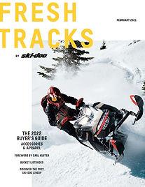 Spring 2022 Ski-Doo Fresh Tracks Magazine