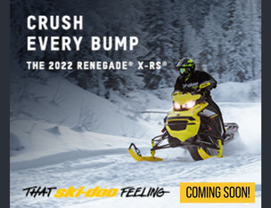 2022 Ski-Doo Renegade XRS - CRUSH EVERY BUMP