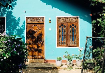 Sri Lankan home