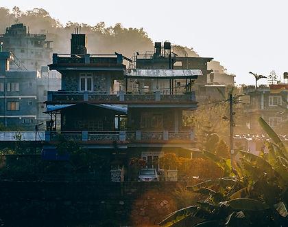 Nepalese buildings