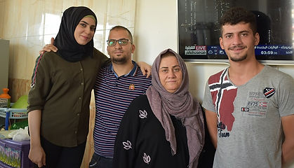 An Iraqi family