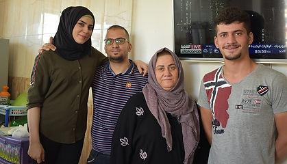 An Iraqi family