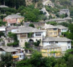 Albanian homes