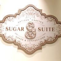 Sugar Suite Interior Signage