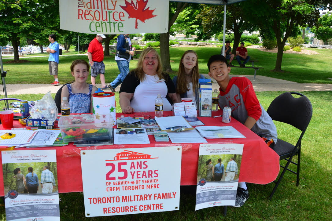 Military Family Resource Centre - 2017 Annual Veterans Derby