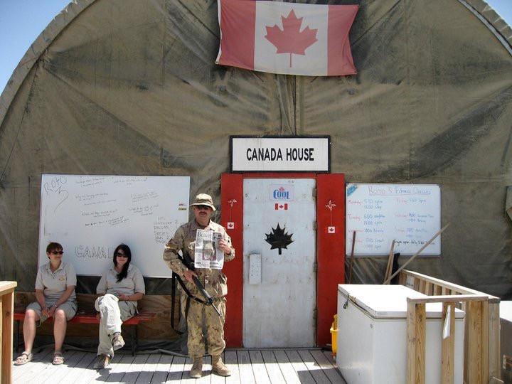 Canada House Afghanistan