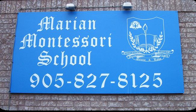 Marian Montessori School