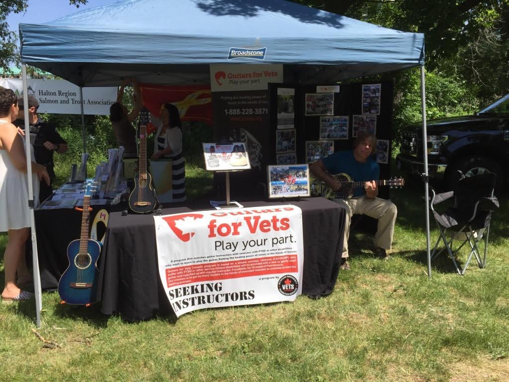 Guitars for Vets - 2016 Annual Veterans Derby